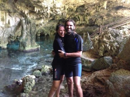 Cenote Dos Ojos, Tulum (México)